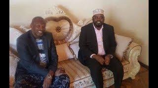 Qalbi dhagax iyo Axmed Madoobe 2018