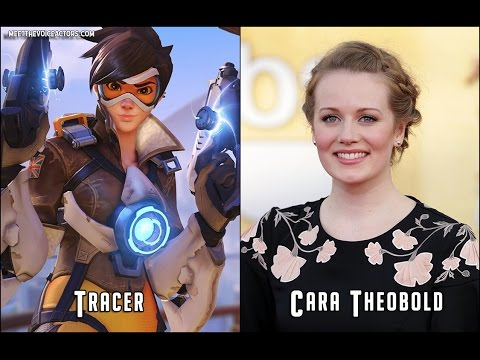 Xxx Mp4 Overwatch Characters And Voice Actors 3gp Sex