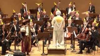 Karneval v Rudolfinu: pohádkový koncert České filharmonie (4/6)