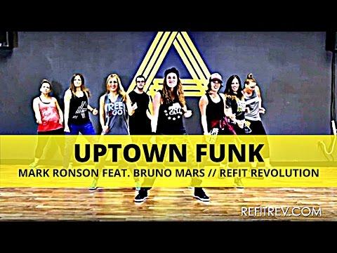 Xxx Mp4 Uptown Funk Bruno Mars Dance Fitness REFIT® Revolution 3gp Sex