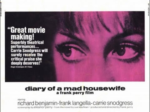 Diary of a Mad Housewife 1970 Full Movie Very Rare