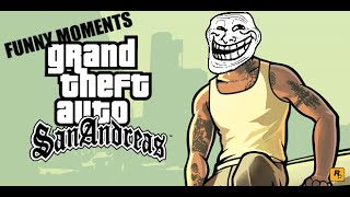 GTA SA:MP Funny Moments , Thug Life