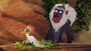 The Lion Guard: Ono is Wounded/The Previous Lion Guards