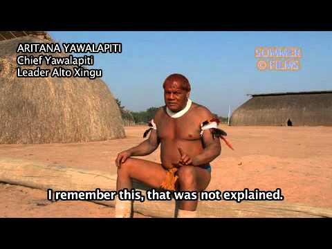 STOP pushing us for REDD Indigenous Peoples Alto Xingu ENGLISH SUBTITLES