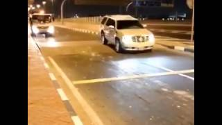 مطب واحد أعدم سيارات الرياض