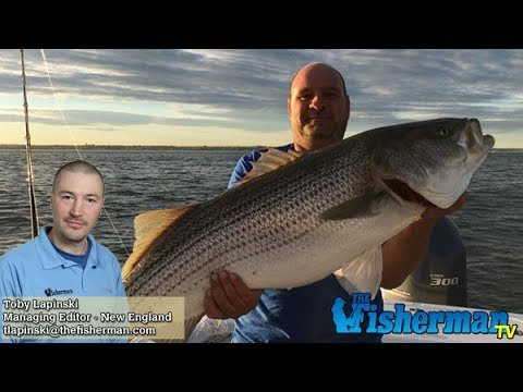 June 1, 2017 New England Fishing Report with Toby Lapinski