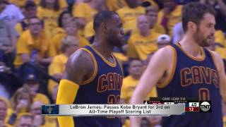 Cleveland Cavaliers vs Indiana Pacers - April 20, 2017