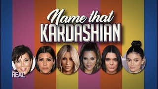 How Well Can Kim Keep Up with the Kardashians?