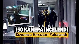 Kuyumcu hırsızları 150 güvenlik kamerası incelenerek yakalandı- Denizli Haberleri - HABERDENİZLİ.COM