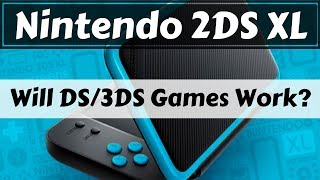 Nintendo 2DS XL | DS/3DS Games Test