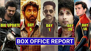 Super 30 Box Office Collection Day 5, Super 30 5th Day Collection, Hrithik Roshan, War Trailer
