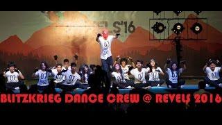 Blitzkrieg Dance Crew - WINNERS of REVELS 2016