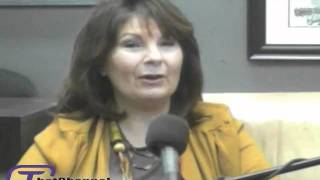 Shannon Skinner speaks with feng shui master Tila Silverio on ExtraordinaryWomenTV.com