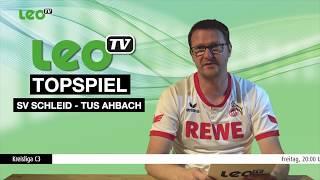 LeoTV Spieltagsvorschau Folge 10 27. - 29.10.2017