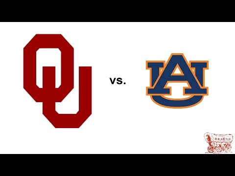 Sugar Bowl Oklahoma Highlights vs Auburn 1 02 17