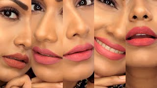 TOP 5 LIPLINERS FOR INDIAN/TAN SKINTONE | TOP 5 AFFORDABLE LIP LINERS IN INDIA | Bosslady Shruti