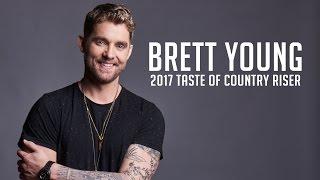 Brett Young Reveals a Surprising Musical Influence