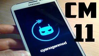 ROM Samsung Galaxy Note 2 GT-N7100 : CyanogenMod 11 CM11 - Como instalar CM 11 en Note 2