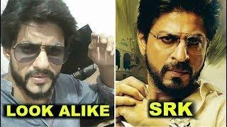 Shahrukh Khan Look Alike Haider Maqbool