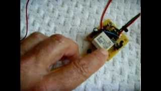 12V Temperature Activated Relay Circuit(Hot or Cold Activated)
