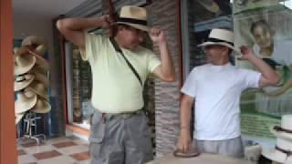 Vídeo planchado sombrero V1