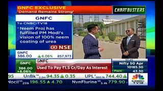 Dr Rajiv Kumar Gupta IAS, MD GNFC