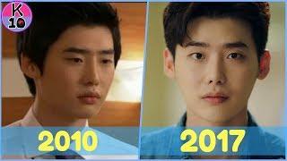 While You Were Sleeping Lee Jong-suk EVOLUTION 2010-2017