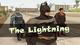 The Lightning | Superheroes In Pakistan