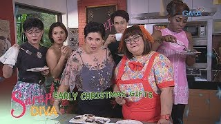 Sarap Diva Teaser: Early Christmas with Regine Velasquez-Alcasid