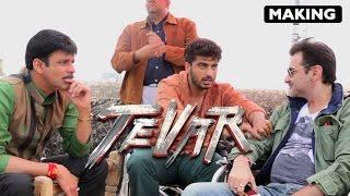 Making of (Tevar)   Sonakshi Sinha & Arjun Kapoor