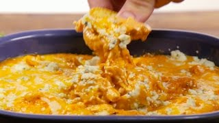 Cheesy Buffalo Chicken Dip You Need To Try