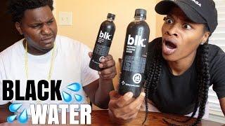 BLACK WATER TASTE TEST!!!