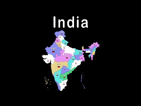 watch India's States and Capitals Song for Kids