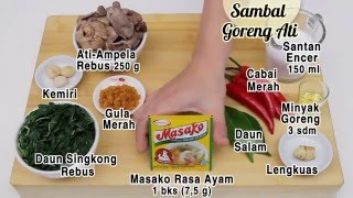Dapur Umami - Sambal Goreng Ati