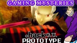 Gaming Mysteries: .hack//GU Prototype (PS2)