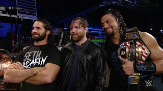 WWE-The Shield Tribute - The Hounds Of Justice 2017
