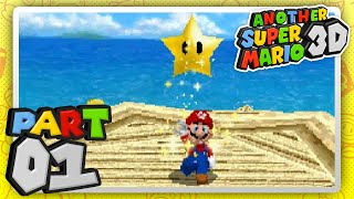 Another Super Mario 3D - Part 1 - A Whole New World