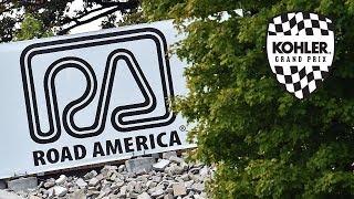 Sunday at the 2018 KOHLER Grand Prix at Road America