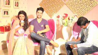 Jasmin Bhasin aka Twinkle of Tashan-e-Ishq in talk with Glitz Vision