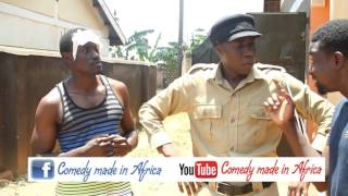 misunderstanding  (Comedy made in Africa)
