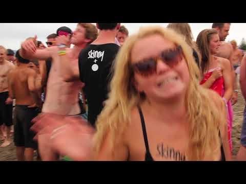 BW Skinny Dip Guinness World Record Attempt Gisborne 2012 UnCensored
