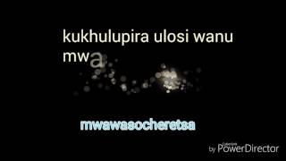 Piksy  Mthunzi video lyric