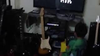 My son love Matal music, Saharath Sopraseuth