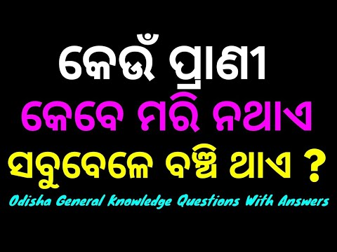 Xxx Mp4 Odia General Knowledge Questions With Answers ।। Odisha Gk Book Questions In Odia 3gp Sex