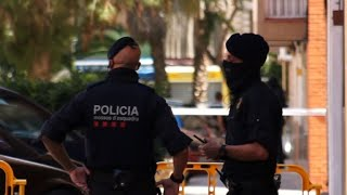 Catalan police reinforce security following knife terror attack