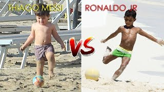 Famous Football Kids Playing | Skills, Goals, Tricks