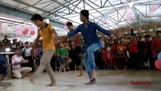 Bangla dj Song with funny  Dance 2018