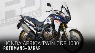 Honda Africa Twin CRF 1000 L Rothmans