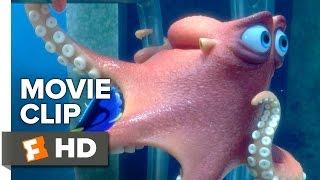 Finding Dory Movie CLIP - Go Through the Pipes (2016) - Ellen DeGeneres Movie HD