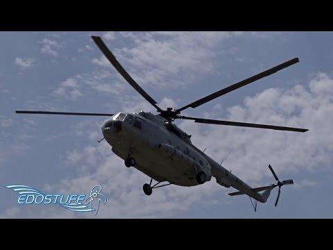 Mil Mi-17-1VA 215 - Croatian Air Force - Split Hospital Firule Helipad